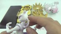 小朔开箱解说 星辰阁 GK成品 超梦的逆袭 超梦VS梦幻 口袋妖怪 神奇宝贝剧场名景