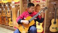 中国首届网络吉他大赛   章昊宇   布列舞曲