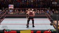 (BT青年帮)WWE2K15【2K展示柜】挚友.宿敌 01