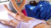 Massage Therapy Techniques Legs