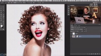 著名的Photoshop大师Phlearn为我们带来的高级PS免费教程-教你如何抠图抠发丝
