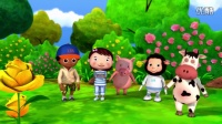 Ringa Ringa Roses ¦ Nursery Rhymes ¦ HD Version from LittleBabyBum