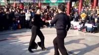 天津:谢玉山 于惠玲老师 吉特巴·动作迅速又优美掌声给不断!