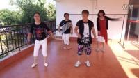 集体舞练习