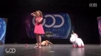【粉红人形芭比】机械舞少女Dytto梦幻Popping编舞Carousel