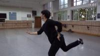 刘福洋舞蹈课教学:灰姑娘