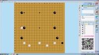 【进攻的思路】李老师少儿围棋复盘28集 高级/围棋对战培训