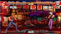《月影解说》河池VS包王 拳皇97 河包大战 演绎不一样的非五强