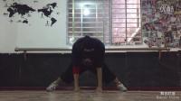【刘卓教学19】breaking街舞教学:标准footwork六步(6 step)(bboy刘卓)