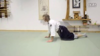 Aikido Ukemi Tutorial - Front Feather Fall