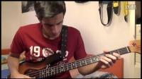 Davie504- Spiderman Meets Bass- 贝斯翻弹 bass cover