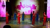 旗袍时装秀 老年大学时装表演班 赤水市百姓大舞台2015·11第二期演出节目