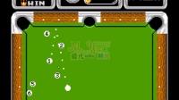 猴子_爱儿双人实况解说《花式撞球》回忆里的抢妹子游戏