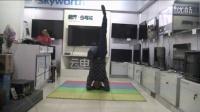 我要学瑜伽----到立