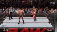 (BT青年帮)WWE2K15【2K展示柜】挚友.宿敌 05