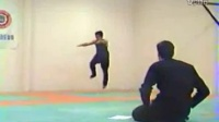 tricking极限特技介绍之后空3踢(triple-flash-kick)