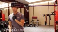 3弹力绳系列 颈部稳定与核心进阶训练