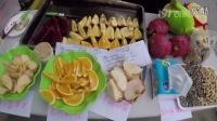 苹果、橘子、火龙果、瓜子随便吃咯(试吃活动花絮)