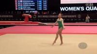 OLIVEIRA Lorrane (BRA)  2015体操世锦赛资格赛 自由操