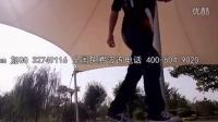 全套视频教程中文解说初级鬼步舞教程