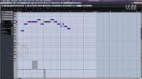 cubase Pro使用教程第十集-弯音控制器-晨风音乐编曲网