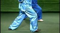 1、张勇涛杨式太极拳126式第一段动作详解