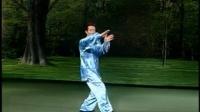 6、张勇涛杨式太极拳126式第六段动作详解