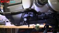 摩托车保养教程:雅马哈MT-01换机油_摩托车之家