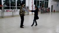 广埸舞 双人舞走进新时代