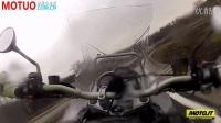 摩托车评测:宝马1200GS ADV雨田赛道测试_摩托车之家