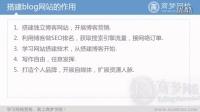 1.了解zblog博客程序