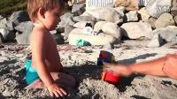 BABYSTEP 玩沙子