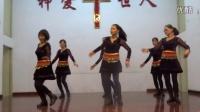 20151220漓渚教会圣诞节舞蹈《热情的新郎》