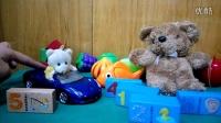 小熊认识数字&数字儿歌&儿童故事大全认识数字&幼儿园认数字&肉肉视频原创