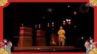 美加舞台上的金猴献瑞