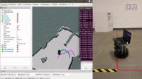 全自动SLAM地图建模-ROS Turtlebot