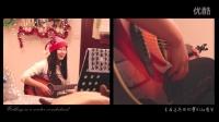 Winter Wonderland 圣诞歌 Nancy吉他弹唱