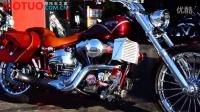 TRIJYA定制改装车:  FXSBSE CVO Breakout 第一集_摩托车之家