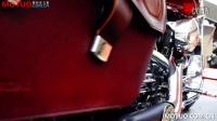 TRIJYA定制改装车:  FXSBSE CVO Breakout 第3集_摩托车之家