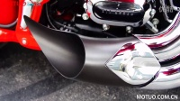TRIJYA定制改装车:  FXCWC M様 2_摩托车之家