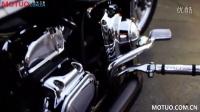 TRIJYA定制改装车:  FXDL DYNA D-ROD_摩托车之家