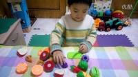 水果切切乐&水果切切看玩具视频&出奇蛋&奇趣蛋&惊喜蛋&亲子游戏