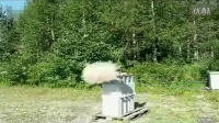 碉堡了....当西瓜遇上高压电时...【爆笑大事件】