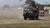 Superb Ural 4320 Truck & Trailer