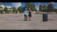 双人广场舞视频大全 吉特巴 双人舞三步踩 老
