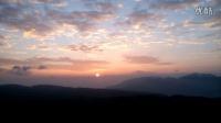 大明山的早晨