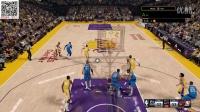 【布鲁】NBA2K16 MC生涯模式36+9湖人胜小牛(三十八)