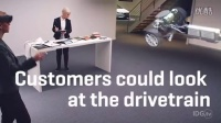 Volvo 沃尔沃想使用微软hololens 头盔卖汽车