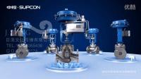 阀门3D动画宣传视频-工业动画-调节阀控制阀-上海浙江温州动画公司-巨浪视觉