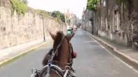 马尼拉最短旅行指南- 城中城的马车